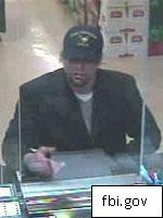 Assistance Needed in Identifying San Diego Bank Robber