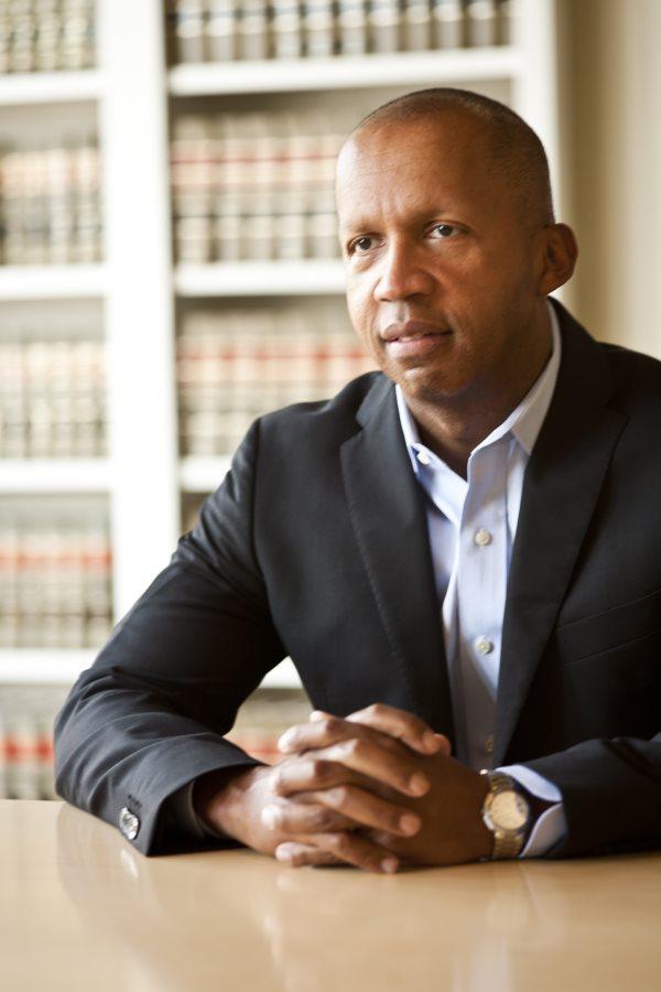 Prominent Criminal Law Attorney Bryan Stevenson Talks Defense